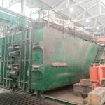 Used battery mould Elematic